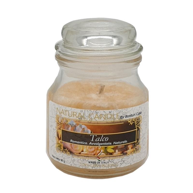 Nature Candle aroma Talco 90 grammi
