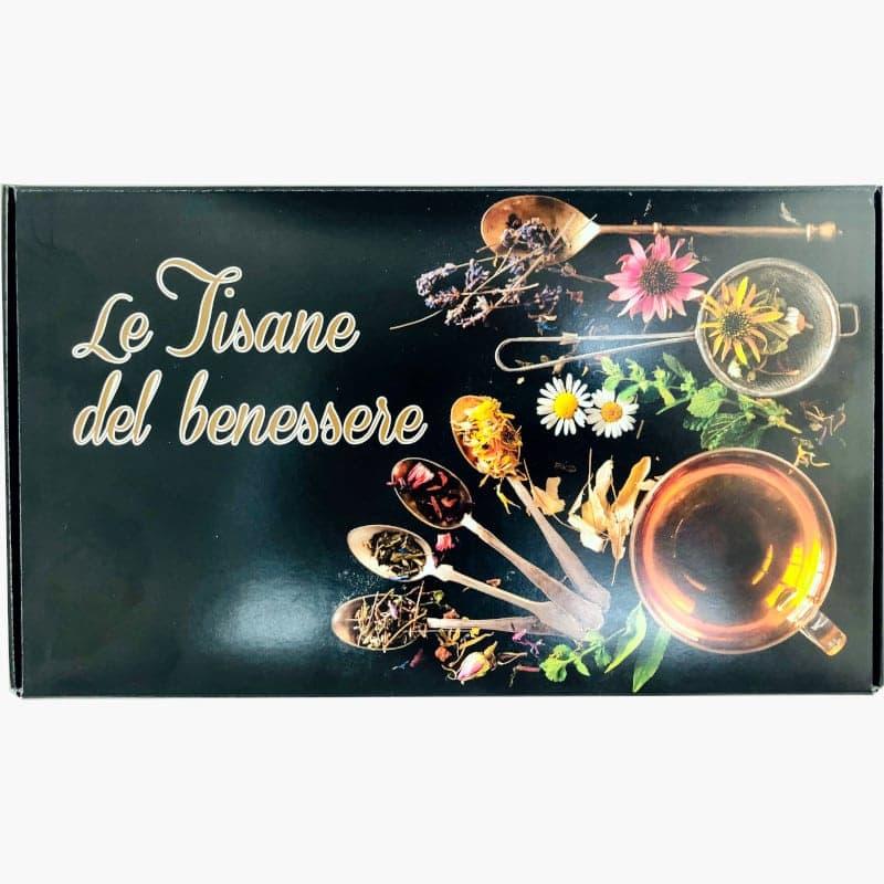 scatola regalo Le tisane del Benessere