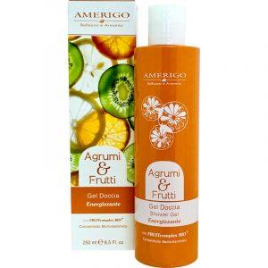 Amerigo Agrumi & Frutti gel doccia energizzante