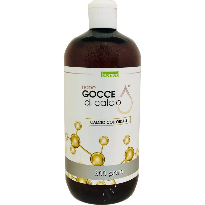 Calcio colloidale Biomed 500 ml