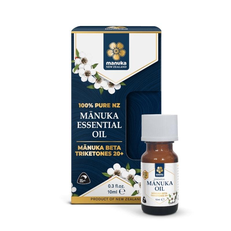 Olio essenziale di Manuka purissimo dalla Nuova Zelanda