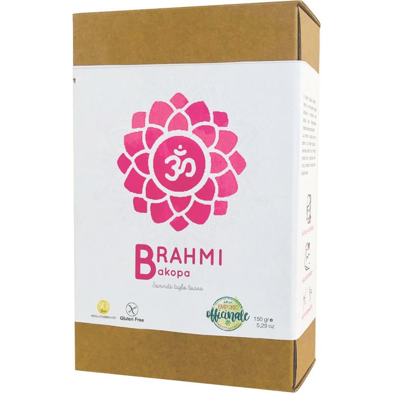 Brahmi Bakopa origine India