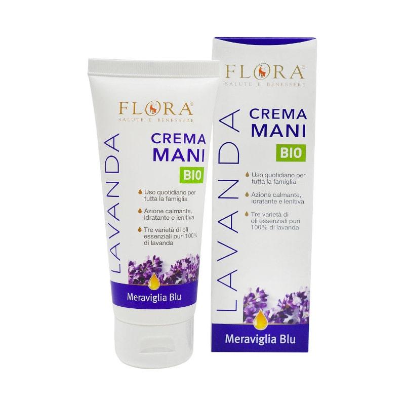 Crema Mani alla Lavanda Bio by Flora