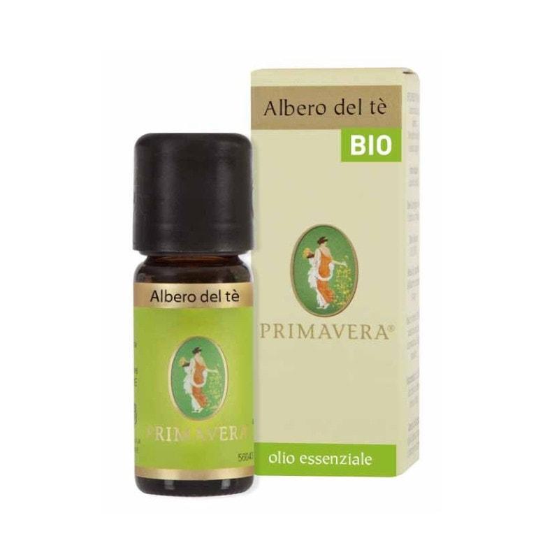 Olio essenziale Albero del Tè bio Flora