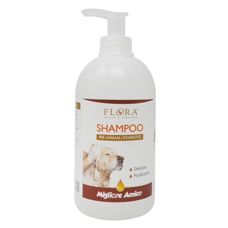 Flora Shampoo per animali domestici
