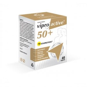 viproactive 50+ schaeffer nutraceuticals