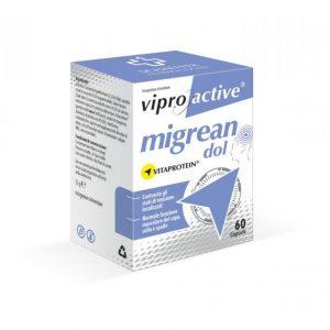 viproactive migrean dol con vitaprotein
