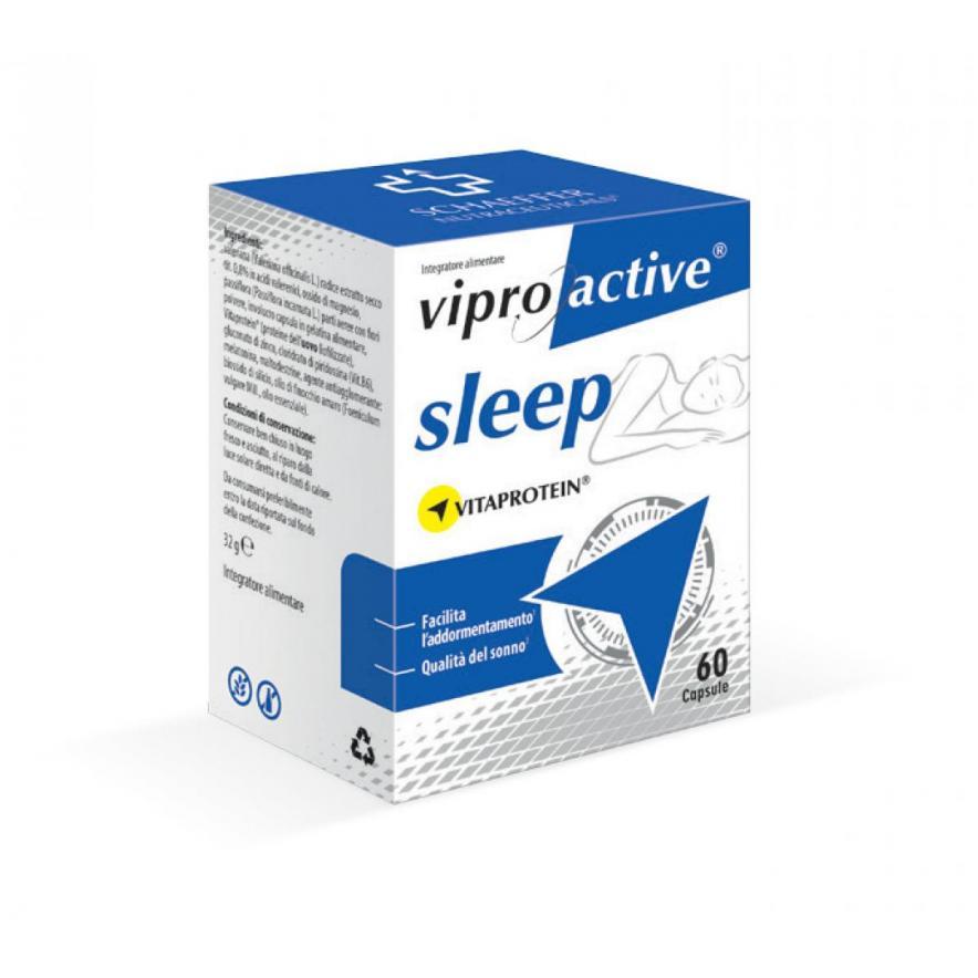 Viproactive Sleep con melatonina