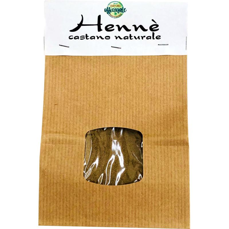 hennè castano naturale