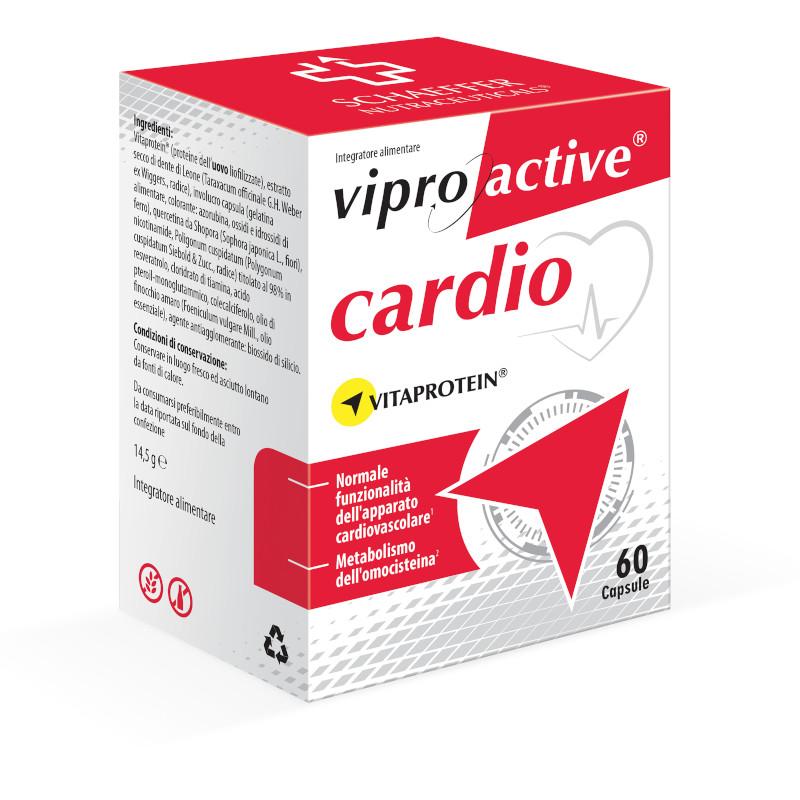 Viproactive Cardio con Vitaprotein