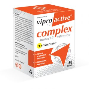 Viproactive Complex con Vitaprotein