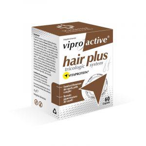 Viproactive Hair Plus capelli e unghie più forti