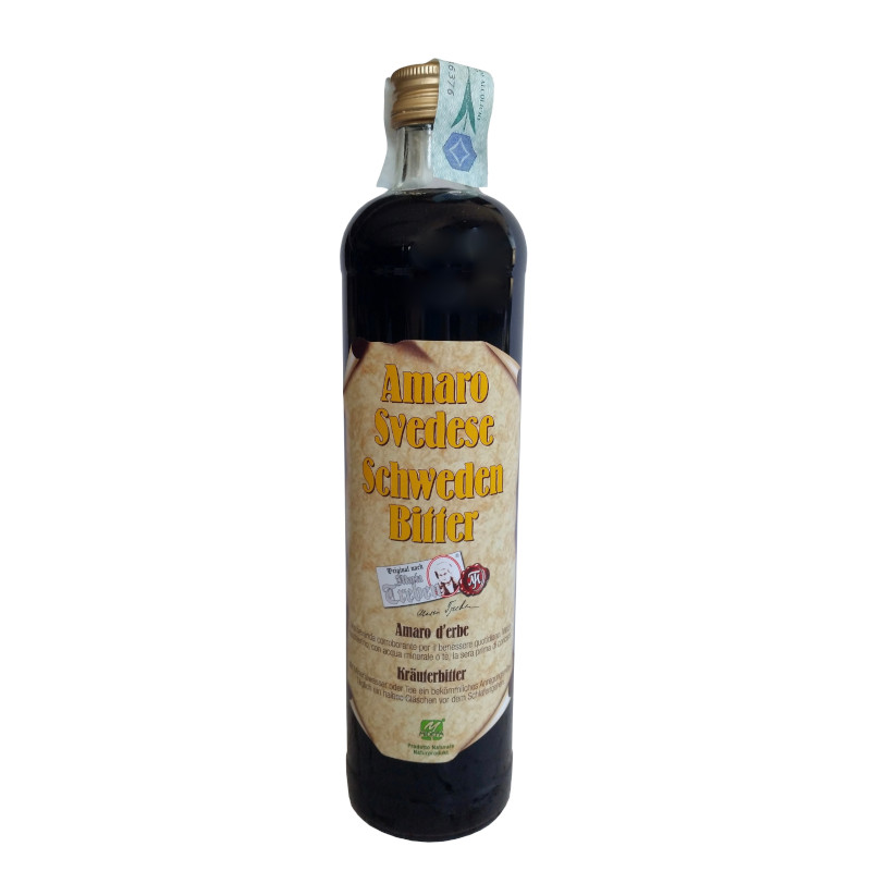 Amaro Svedese Maria Treben ricetta originale 500 ml