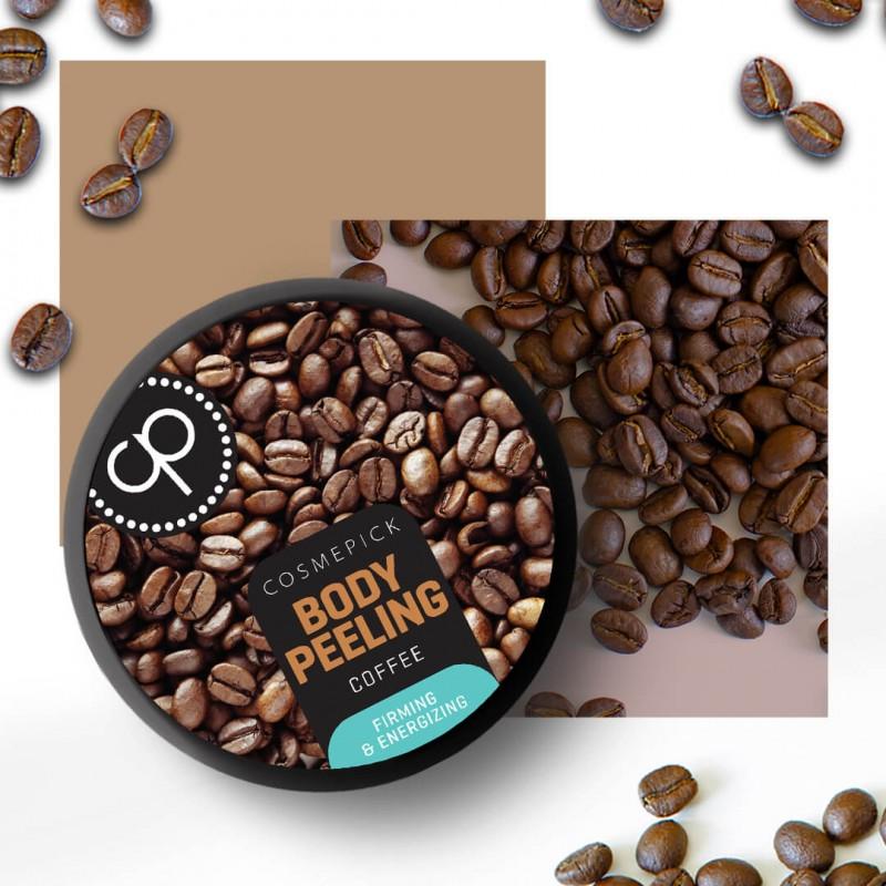 Esfoliante corpo al caffè Cosmepick