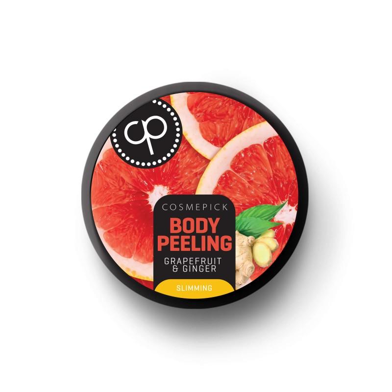 Body Peeling Pompelmo e Zenzero Cosmepick