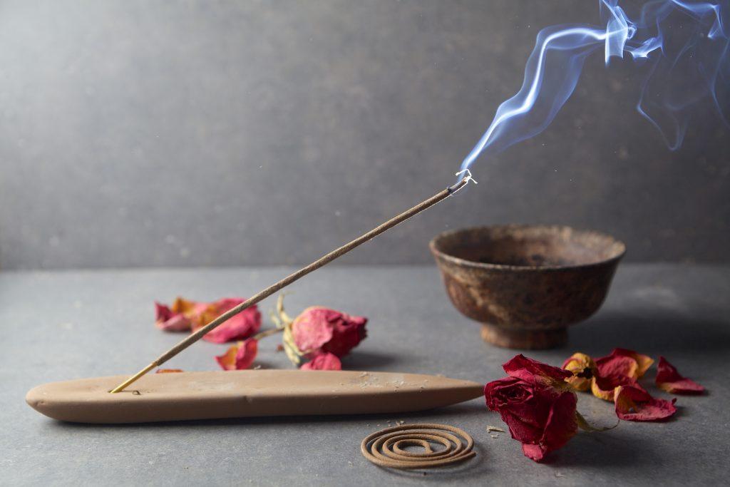 Incensi naturali, il meglio per il benessere e la meditazione
