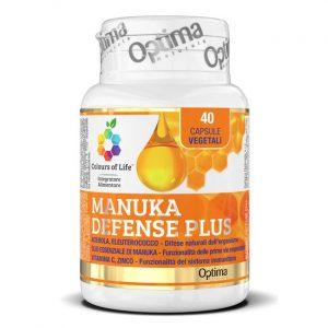 Manuka Defense Plus capsule