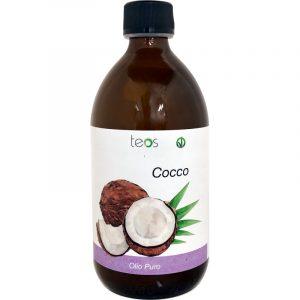 Olio di Cocco puro VeganOK