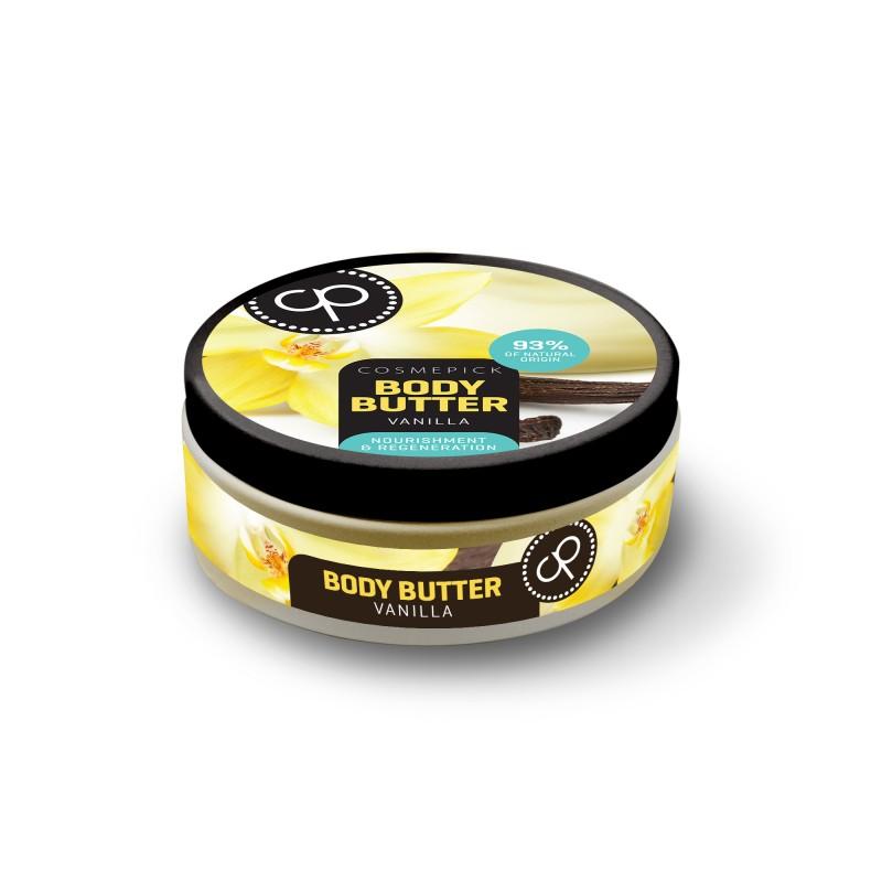 Cosmepick body butter vanilla