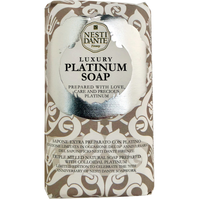 Platinum Soap Nesti Dante