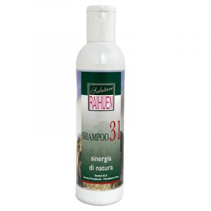 Shampoo con olio 31 Raihuen