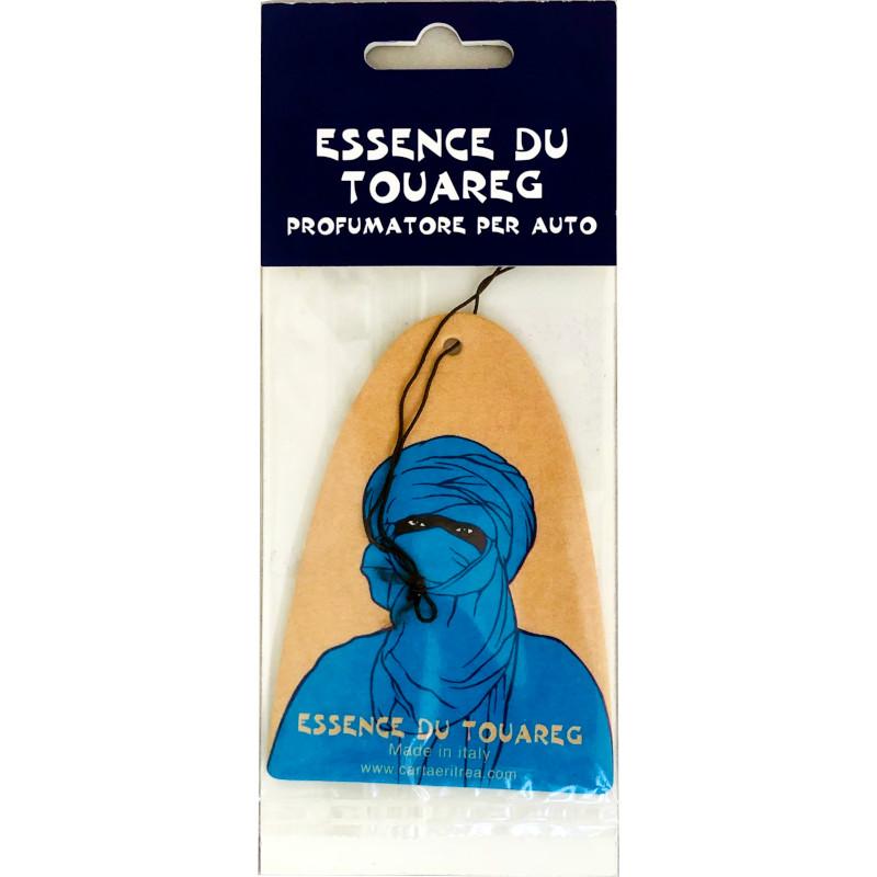 Carta aromatica di eritrea touareg profumatore auto