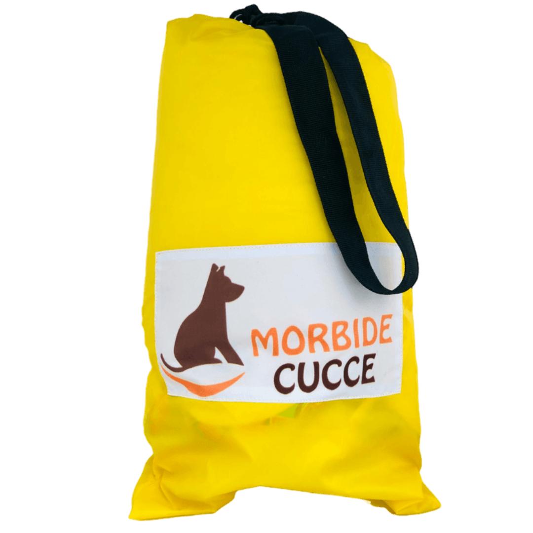 Materassino Argo nella sacca portatile per cani e gatti