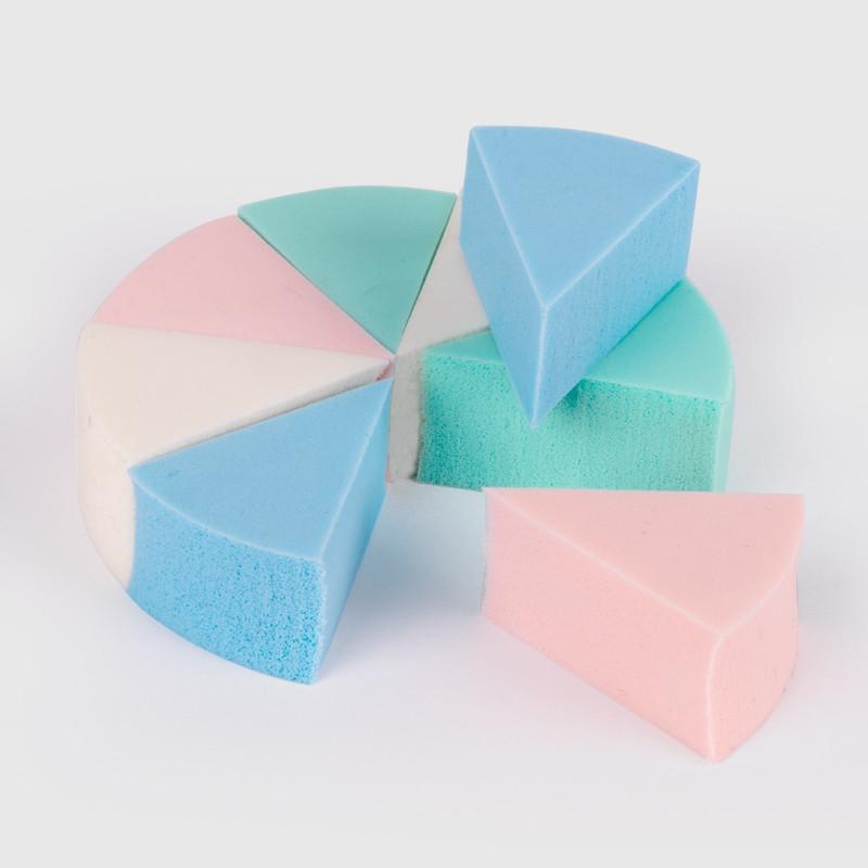 Spugne per il make up a triangolo