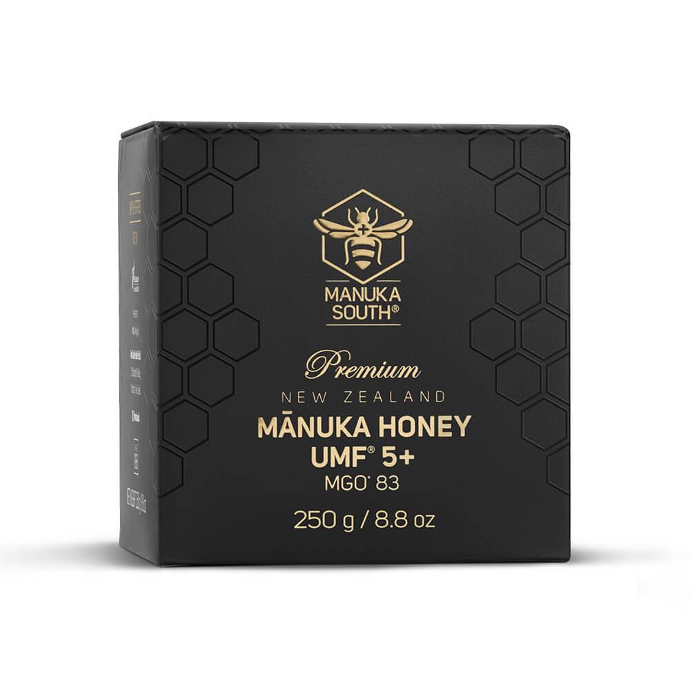 Miele di Manuka MGO83+ Manuka South