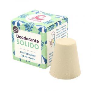 Dodorante solido pelle sensibile